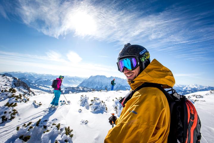 Staatl- geprüfter Skilehrer und Skiführer
